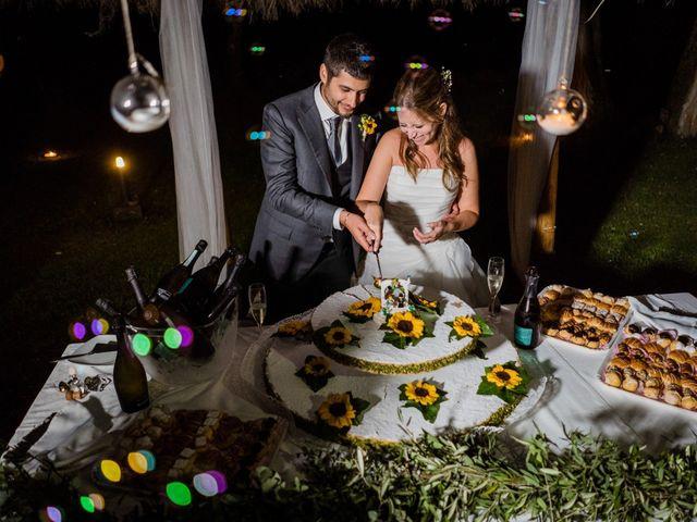 Il matrimonio di Sergio e Chiara a Siena, Siena 78