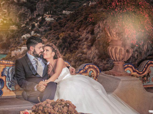 Le nozze di Chantal e Giuseppe