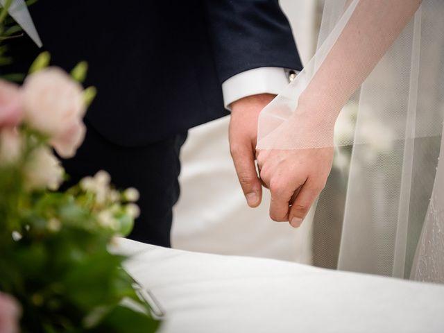 Il matrimonio di Giorgio e Rossella a Trescore Balneario, Bergamo 9
