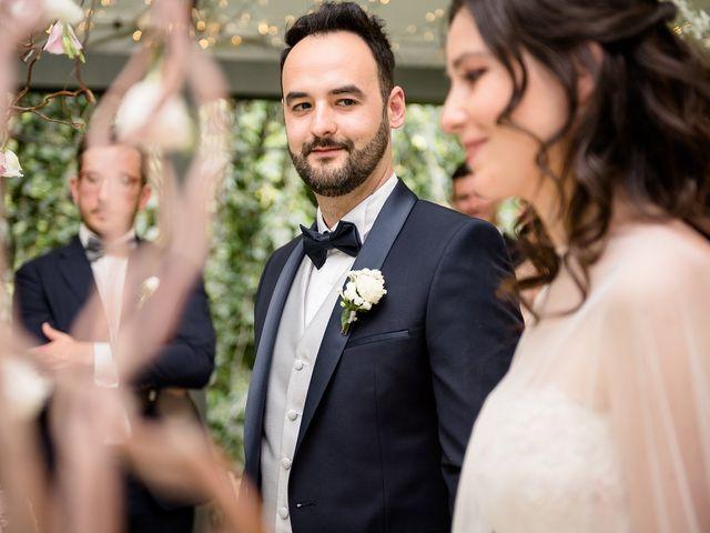 Il matrimonio di Giorgio e Rossella a Trescore Balneario, Bergamo 10