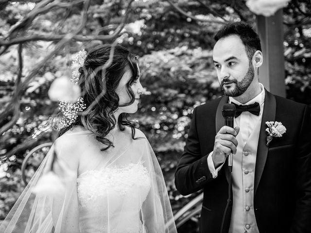 Il matrimonio di Giorgio e Rossella a Trescore Balneario, Bergamo 11