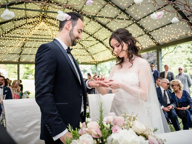 Il matrimonio di Giorgio e Rossella a Trescore Balneario, Bergamo 12