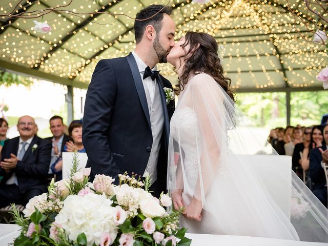 Il matrimonio di Giorgio e Rossella a Trescore Balneario, Bergamo 13