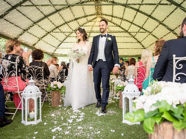 Il matrimonio di Giorgio e Rossella a Trescore Balneario, Bergamo 14