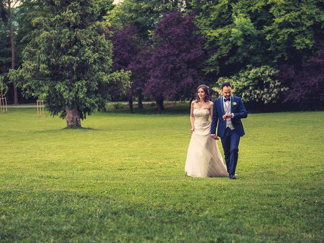 Il matrimonio di Giorgio e Rossella a Trescore Balneario, Bergamo 15