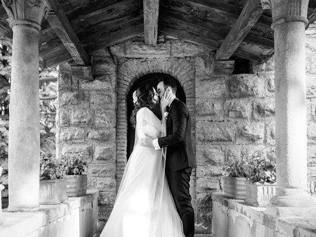 Il matrimonio di Giorgio e Rossella a Trescore Balneario, Bergamo 17