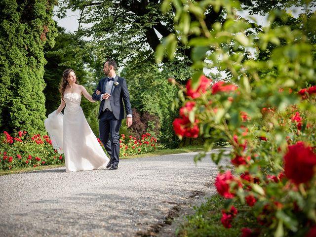 Il matrimonio di Giorgio e Rossella a Trescore Balneario, Bergamo 18