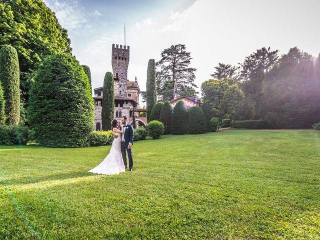 Il matrimonio di Giorgio e Rossella a Trescore Balneario, Bergamo 20