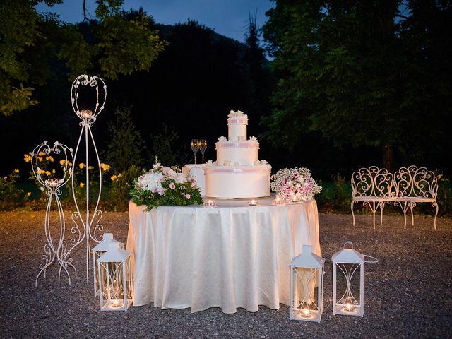 Il matrimonio di Giorgio e Rossella a Trescore Balneario, Bergamo 22