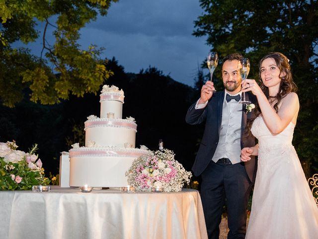 Il matrimonio di Giorgio e Rossella a Trescore Balneario, Bergamo 23