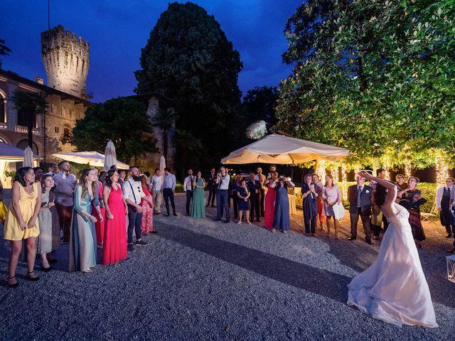 Il matrimonio di Giorgio e Rossella a Trescore Balneario, Bergamo 24