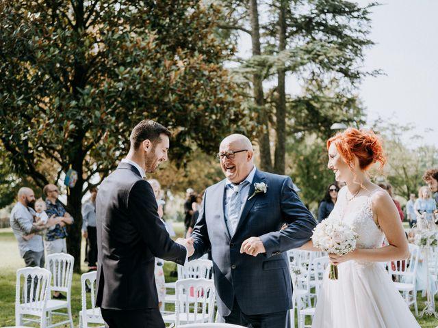 Il matrimonio di Alessandro e Valentina a Cerea, Verona 34