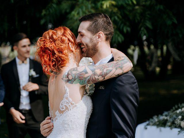 Il matrimonio di Alessandro e Valentina a Cerea, Verona 35