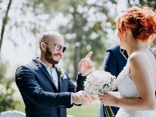 Il matrimonio di Alessandro e Valentina a Cerea, Verona 45