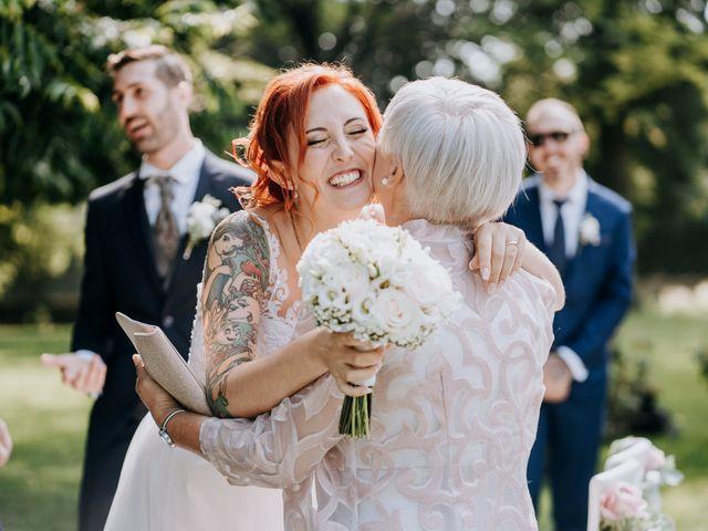 Il matrimonio di Alessandro e Valentina a Cerea, Verona 46