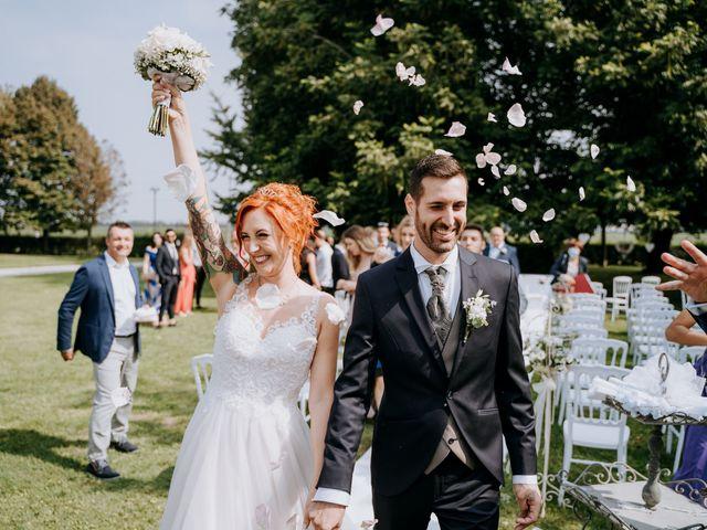 Il matrimonio di Alessandro e Valentina a Cerea, Verona 47