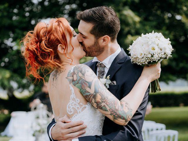 Il matrimonio di Alessandro e Valentina a Cerea, Verona 48
