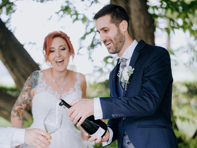 Il matrimonio di Alessandro e Valentina a Cerea, Verona 68