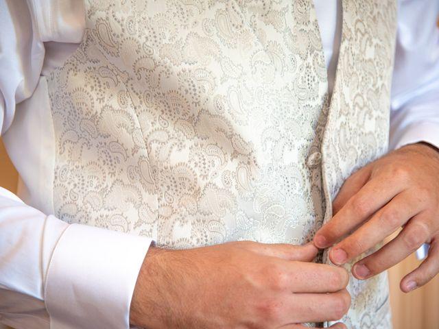 Il matrimonio di Andrea e Ginevra a San Gimignano, Siena 7