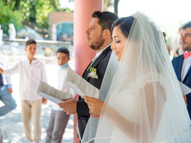 Il matrimonio di Andrea e Ginevra a San Gimignano, Siena 23