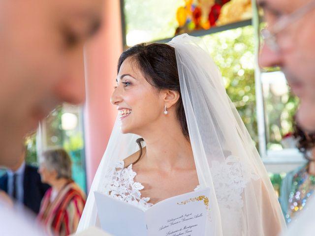 Il matrimonio di Andrea e Ginevra a San Gimignano, Siena 24
