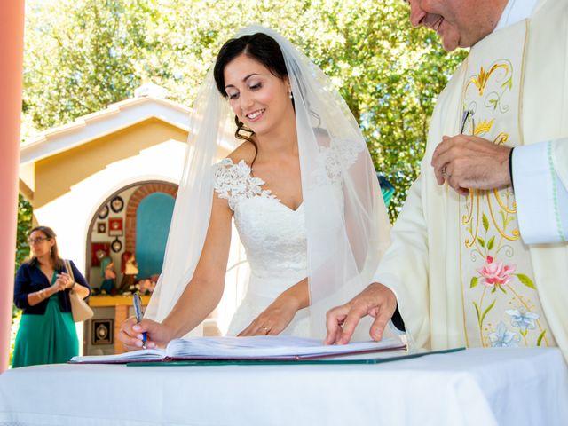 Il matrimonio di Andrea e Ginevra a San Gimignano, Siena 28