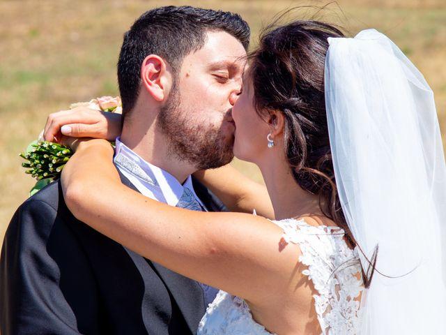 Il matrimonio di Andrea e Ginevra a San Gimignano, Siena 30
