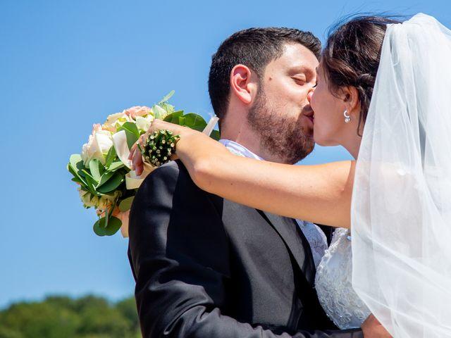 Il matrimonio di Andrea e Ginevra a San Gimignano, Siena 31