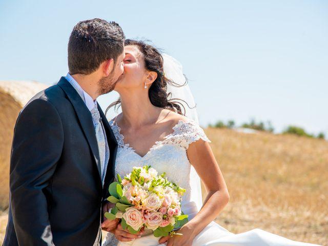 Il matrimonio di Andrea e Ginevra a San Gimignano, Siena 32