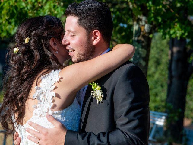 Il matrimonio di Andrea e Ginevra a San Gimignano, Siena 39