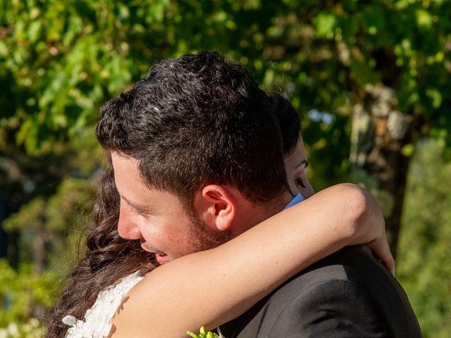 Il matrimonio di Andrea e Ginevra a San Gimignano, Siena 40