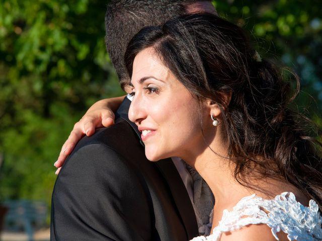 Il matrimonio di Andrea e Ginevra a San Gimignano, Siena 43