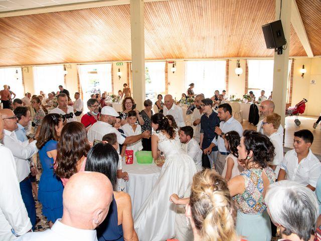 Il matrimonio di Andrea e Ginevra a San Gimignano, Siena 48
