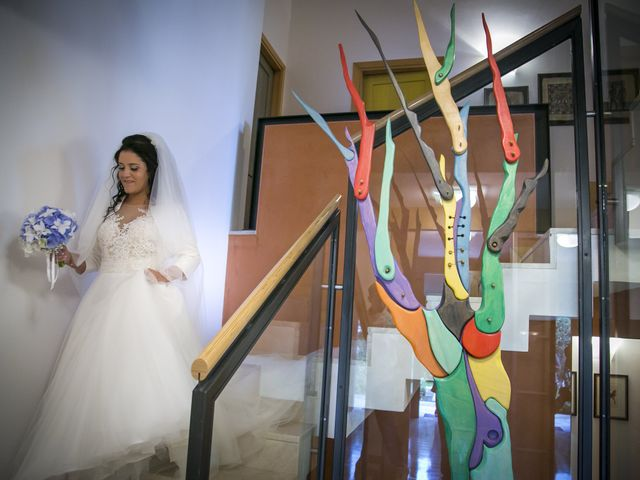 Il matrimonio di Giorgia e Fabio a Camposampiero, Padova 13