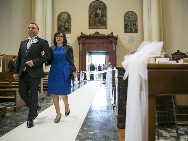 Il matrimonio di Giorgia e Fabio a Camposampiero, Padova 16
