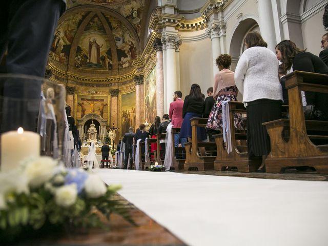 Il matrimonio di Giorgia e Fabio a Camposampiero, Padova 19