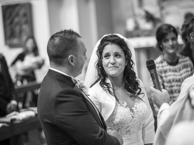Il matrimonio di Giorgia e Fabio a Camposampiero, Padova 20