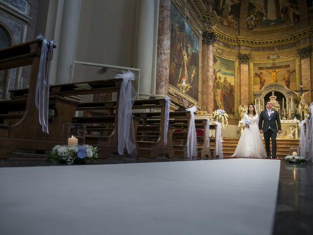 Il matrimonio di Giorgia e Fabio a Camposampiero, Padova 23