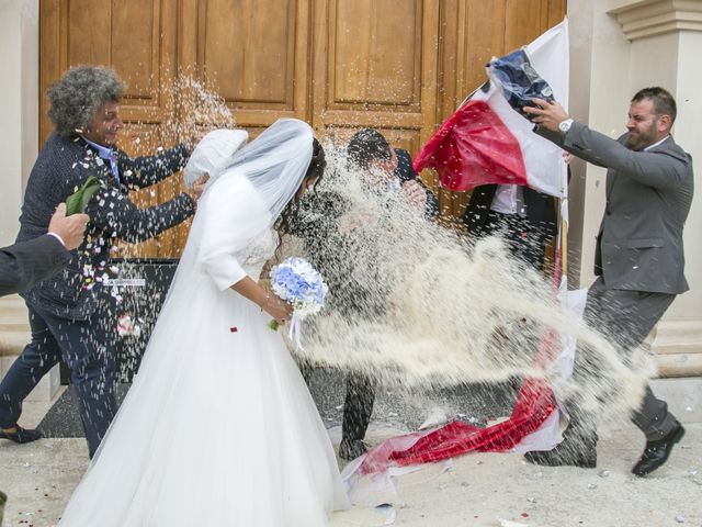 Il matrimonio di Giorgia e Fabio a Camposampiero, Padova 24