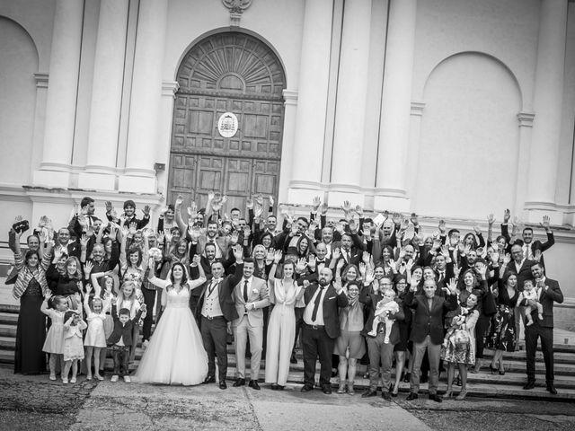 Il matrimonio di Giorgia e Fabio a Camposampiero, Padova 25