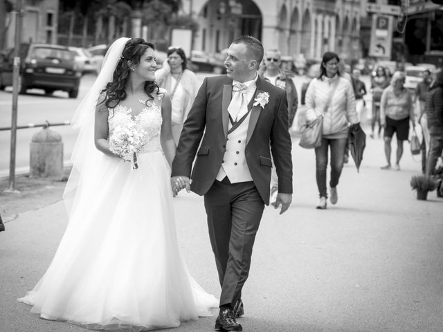 Il matrimonio di Giorgia e Fabio a Camposampiero, Padova 26