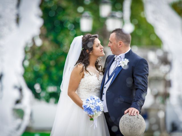Il matrimonio di Giorgia e Fabio a Camposampiero, Padova 27