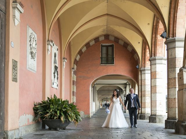 Il matrimonio di Giorgia e Fabio a Camposampiero, Padova 29