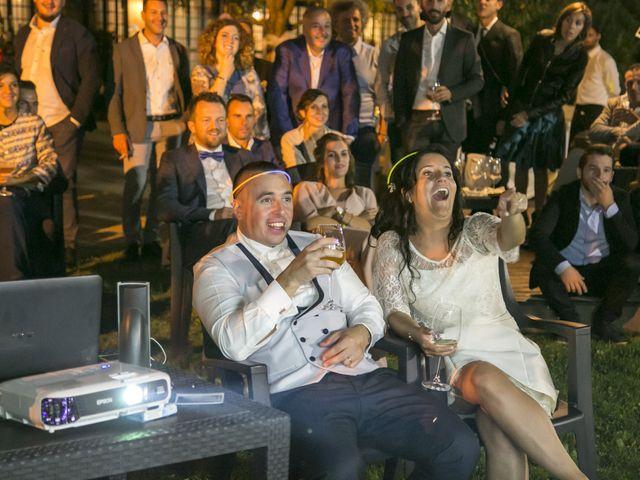 Il matrimonio di Giorgia e Fabio a Camposampiero, Padova 38