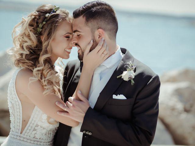 Le nozze di Antonio e Angela