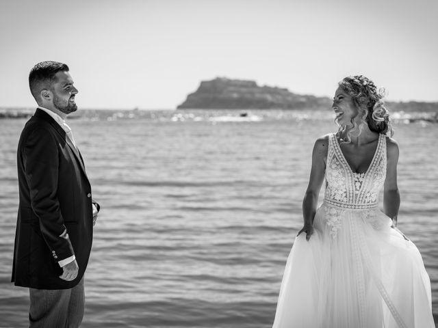 Il matrimonio di Angela e Antonio a Pozzuoli, Napoli 2