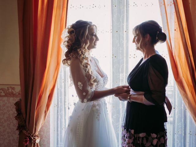 Il matrimonio di Angela e Antonio a Pozzuoli, Napoli 43