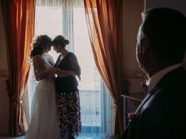 Il matrimonio di Angela e Antonio a Pozzuoli, Napoli 47