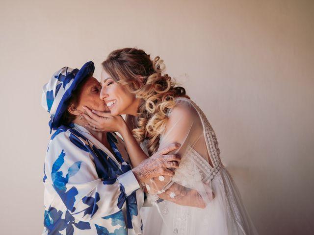 Il matrimonio di Angela e Antonio a Pozzuoli, Napoli 61