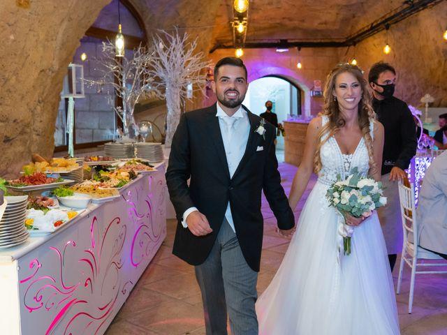 Il matrimonio di Angela e Antonio a Pozzuoli, Napoli 76